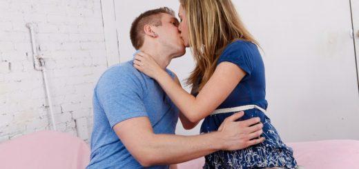 heiße Küsse