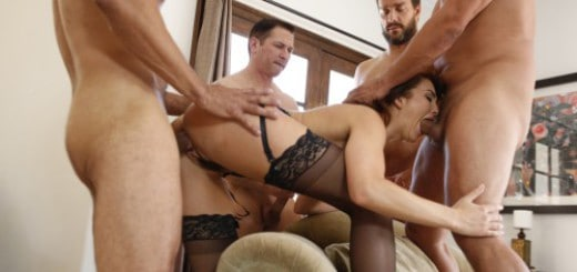 Erotische Gangbang Sex Videos