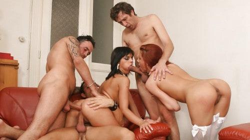 gangbang party niedersachsen erotische geschichte sauna